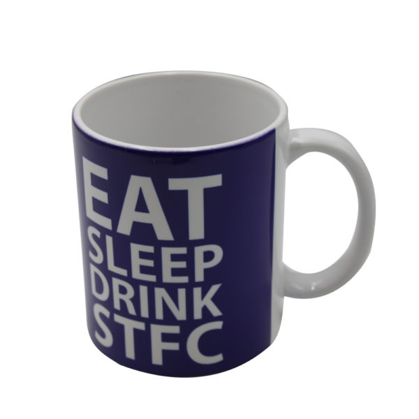 Eat, Sleep, Drink STFC Mug