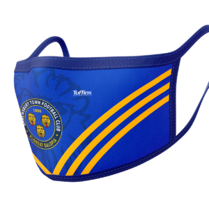 STFC Badged Facemask - Side