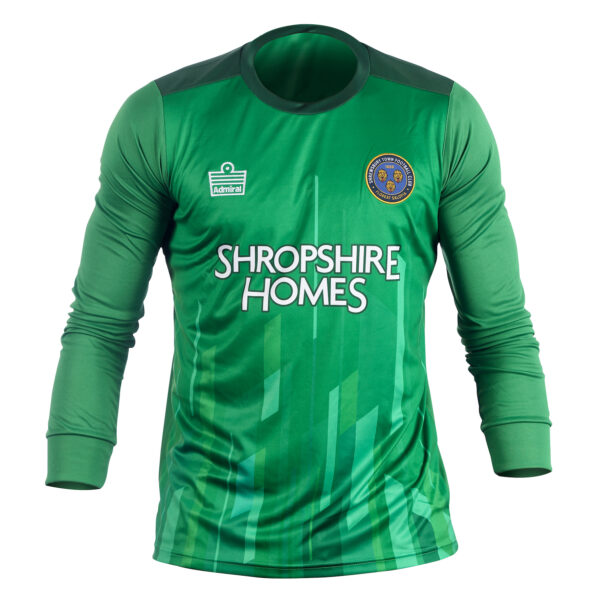 Junior Goalkeeper Kit  (Green)