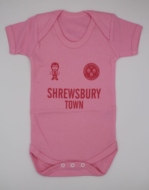 Baby Grow Pink