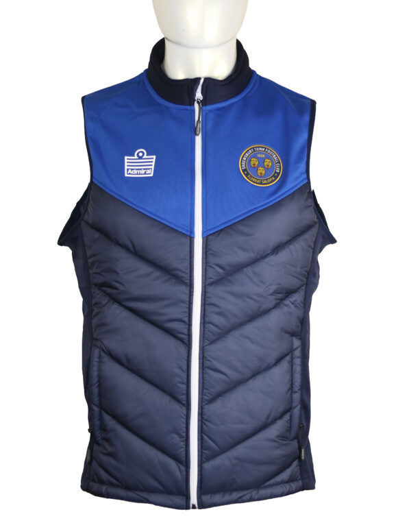 STFC Admiral Gilet