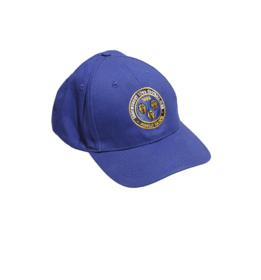 Royal Blue Cap
