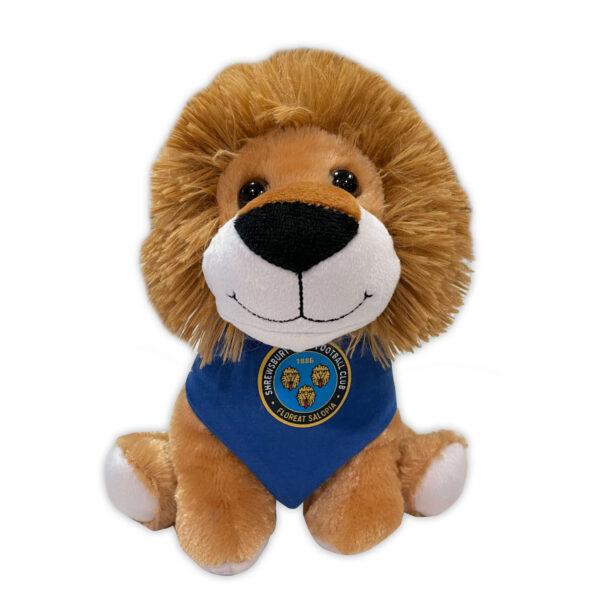 Cuddly Lion